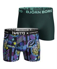 Björn Borg Shorts Naito City 2-Pack