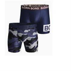 Björn Borg Shorts Peaceful Performance 2-pack