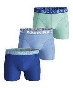 Björn Borg Shorts Seasonal Solid 3-Pack