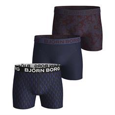 Björn Borg Shorts Wingspan & 2wayflower 3-pack
