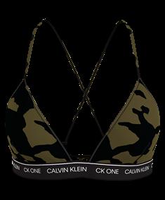 Calvin Klein Bikinitop Triangel CK One