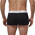 Calvin Klein Cotton Stretch Low Rise Trunks 3-pack