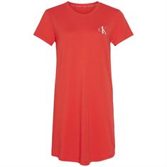 Calvin Klein Nachthemd CK One Lounge Rood