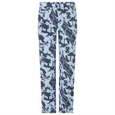 Calvin Klein Pyjamabroek Printed Blauw