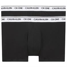 Calvin Klein Short CK One Cotton 2-Pack Zwart