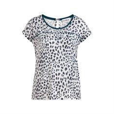 Cyell T-shirt Luxury Essentials Zwart/Wit
