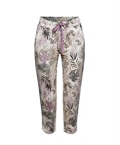 Esprit Pyjamabroek Capri Allover Print