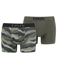 Levi's Shorts Calm Camouflage 2-pack