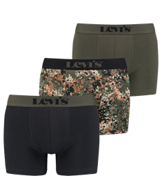 Levi's Shorts Dotted Camo Giftbox 3-Pack