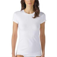 Mey T-shirt Cotton Pure Wit