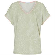 Mey T-Shirt Lounge Groen