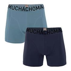Muchachomalo Boxershort Boys 2-Pack Solid