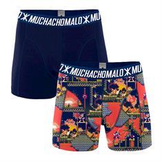Muchachomalo Boxershort Boys 2-pack Super nintendo