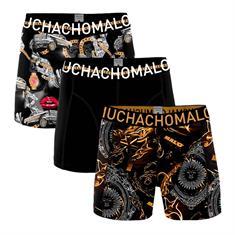 Muchachomalo Boxershort Boys 3-pack Rapper