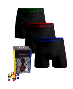 Muchachomalo Boxershorts The Game 3-pack
