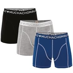 Muchachomalo Boys 3-Pack Solid/Solid/Solid
