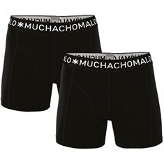Muchachomalo boys Shorts Cotton 2-Pack