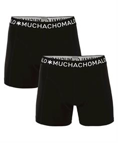 Muchachomalo Short Solid 2-Pack