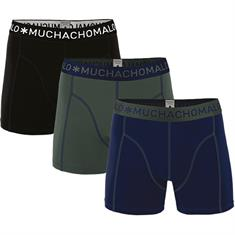 Muchachomalo Shorts Cotton 3-Pack
