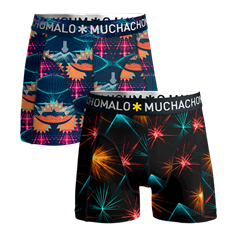 Muchachomalo Shorts EDM Music 2-pack