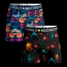 Muchachomalo Shorts EDM Music 2-pack