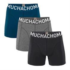 Muchachomalo Shorts Effen 3-pack