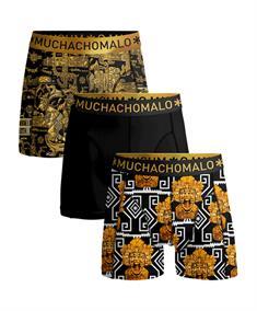 Muchachomalo Shorts Mayan Boys 3-pack