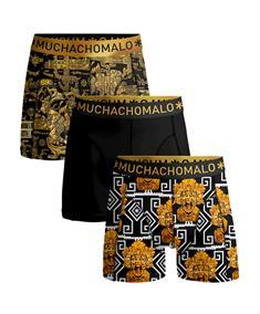 Muchachomalo Shorts Mayans 3-pack