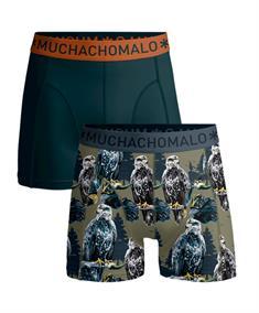 Muchachomalo Shorts Mongolian 2-pack