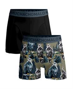 Muchachomalo Shorts Mongolian Boys 2-pack