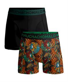 Muchachomalo Shorts Rastafarian 2-Pack