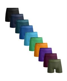 Muchachomalo Shorts Solid 10-pack