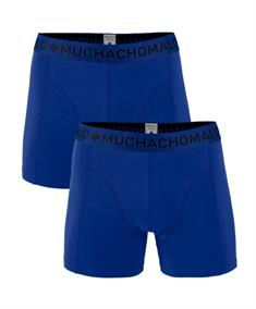 Muchachomalo Shorts Solid 2-Pack