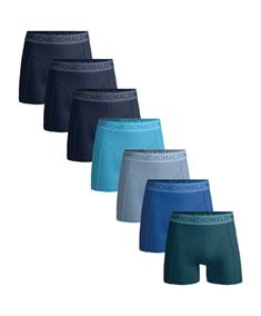 Muchachomalo Shorts Solid 7-Pack