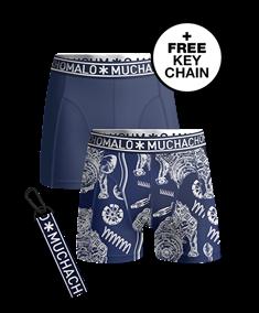 Muchachomalo Shorts Tools 2-Pack