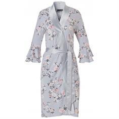 Pastunette Kimono Bloemenprint Lichtblauw