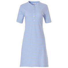 Pastunette Nachthemd Gestreept Blauw