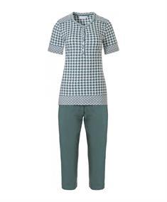 Pastunette Pyjama Capri Print