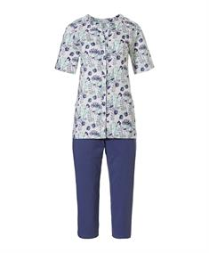 Pastunette Pyjama Capri Waterflower