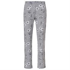 Pastunette Pyjamabroek Bloemenprint Zwart