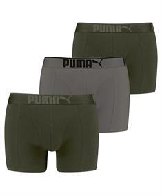 Puma Short Premium Sueded Cotton 3-Pack