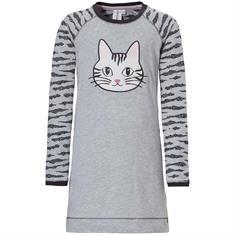 Rebelle Nachthemd Katten Print