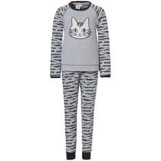 Rebelle Pyjama Set Katten Print