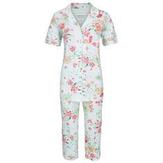 Ringella Pyjama Set Bloemenprint Lichtblauw