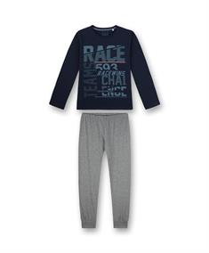 Sanetta Pyjama Lang Racing Academy Boys