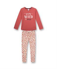 Sanetta Pyjama Lang Young Wild & Sleepy