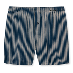 Schiesser Boxershort Original Classics Donkerblauw