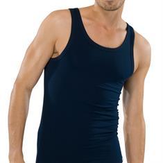Schiesser Hemd 95/5 Donkerblauw