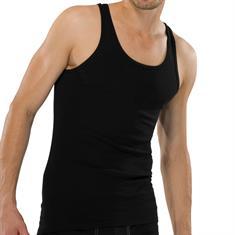Schiesser Hemd Classics Zwart