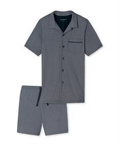 Schiesser Pyjama Geruit